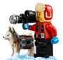 7 - LEGO City 60194 Arktyczna terenówka zwiadowcza