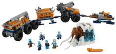 LEGO City 60195 Polárna mobilná prieskumná základňa