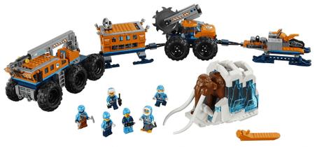 LEGO City 60195 Mobilní polární stanice