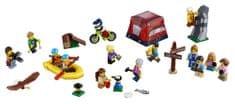 LEGO City 60202 Balíček postavičiek – dobrodružstvá v prírode