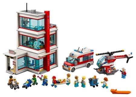 LEGO City 60204 Szpital City