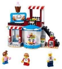LEGO Creator 31077 Moduláris édes meglepetése