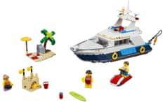LEGO Creator 31083 Hajós kalandok