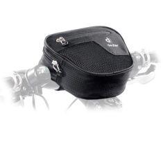 Deuter kolesarska torbica City Bag, črna