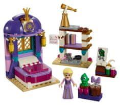 LEGO Disney Princesa Locika in njena spalnica v gradu 41156