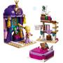 4 - LEGO Disney Princesa Locika in njena spalnica v gradu 41156