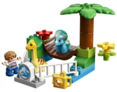 LEGO DUPLO Jurrasic World 10879 Zoološki vrt dinosaura