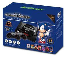 AtGames Sega Mega Drive Flashback HD - zánovní