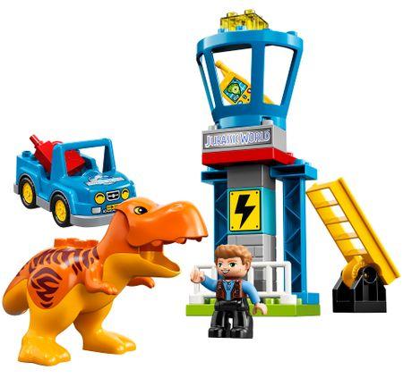 LEGO DUPLO® Jurassic World 10879 Wieża tyranozaura