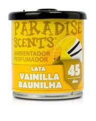 PARADISE SCENTS gel dišava v pločevinki, vanilija CS12