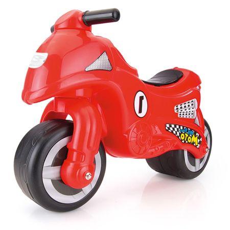 DOLU Futóbicikli- piros motorkerékpár