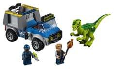 LEGO Juniors 10757 Na ratunek raptorom