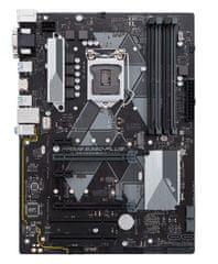 Asus osnovna plošča Prime B360-PLUS, LGA 1151, DDR4, ATX