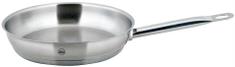 CS Solingen Rozsdamentes acél serpenyő Pro-X, 30 cm