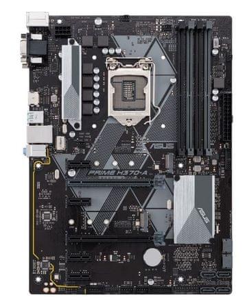 Asus osnovna plošča Prime H370-A, LGA 1151, DDR4, ATX