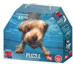Lamps 3D Puzzle Pejsci pod vodou 3v1