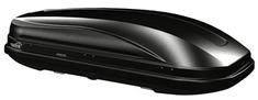 HAKR bagażnik dachowy Magic line 370 - czarny (z rowkami)