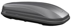HAKR bagażnik dachowy Magic line 370 - szary (z rowkami)