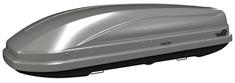 HAKR bagażnik dachowy Magic line 370 - szary połysk (z rowkami)