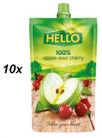 Hello 100% alma-meggy 10x200ml