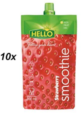 Hello Smoothie eper 10x200ml