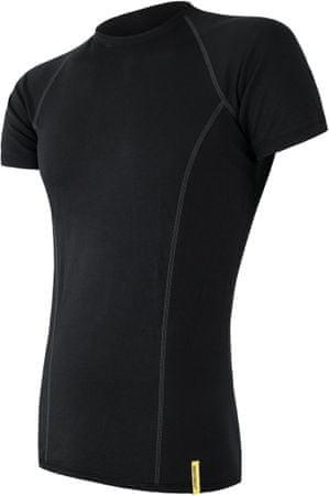 Sensor koszulka sportowa męska Active Black XXL