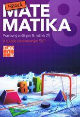 Kolektív autorov: Hravá matematika 8 PZ (3.vyd.)