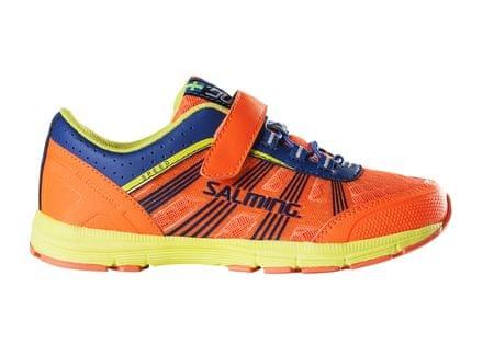 Salming Speed Kid Velcro Orange 32.7