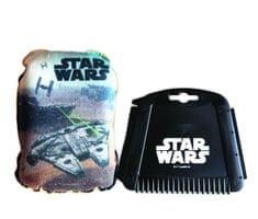 KAJA Zimný darčekový set do auta, motív Star Wars, škrabka, huba Falcon