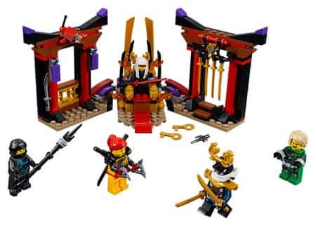 LEGO NINJAGO 70651 Končni spopad v prestolni sobi