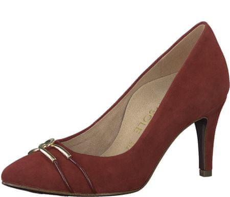 Tamaris női magassarkú cipő 36 fekete   MALL.HU