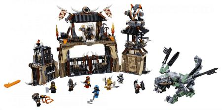 LEGO NINJAGO® 70655 Sárkányverem