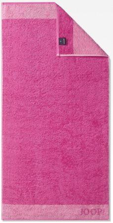 JOOP! Ručník Vivid 50x100 cm, 3ks purpurová