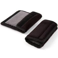 Diono chránič bezpečnostních pásů SOFT WRAP černá