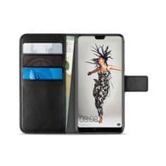 Puro ovitek Book C4 za Huawei P20, črn