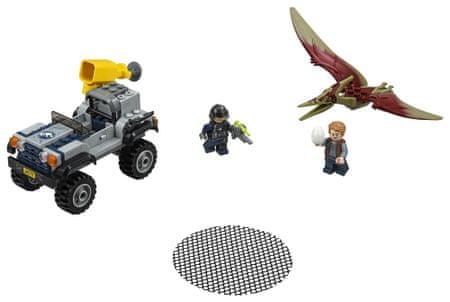 LEGO JurassicWorld 75926 Pościg za pteranodonem