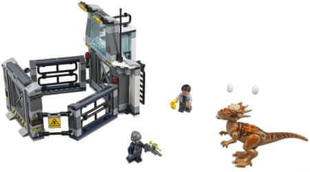 LEGO JurassicWorld 75927 Ucieczka z laboratorium ze stygimolochem