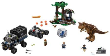 LEGO JurassicWorld 75929 Ucieczka przed karnotaurem