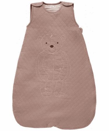 PINOKIO Spací vak Teddy Bear - hnedý 74