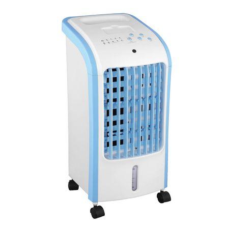 BL168DLR zraka hladilec EcoCooler, daljinski upravljalnik - Odprta embalaža