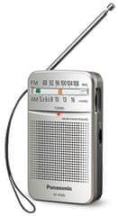 Panasonic radio przenośne RF-P50DEG