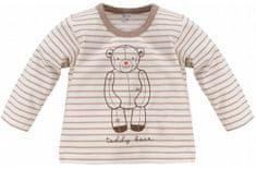 PINOKIO Dětské tričko Teddy Bear - béžové