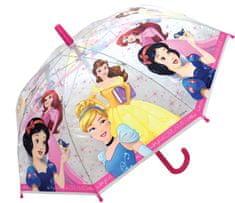 Lamps parasol Księżniczki manualny przezroczysty