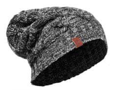 BUFF kapa Knitted Hat Nuba Graphite, siva