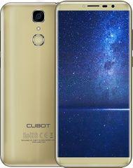 Cubot mobilni telefon X18, LTE, DualSIM, zlatni