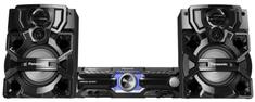 Panasonic SC-AKX710E glasbeni stolp, črn