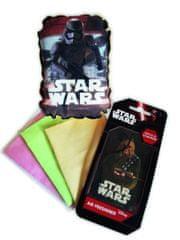 KAJA Darčekový set, súprava do auta, 5 ks, motív Star Wars, špongia Trooper, vôňa Jablko & škorica