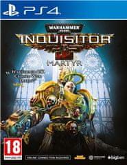 Bigben Warhammer 40.000: Inquisitor - Martyr (PS4)