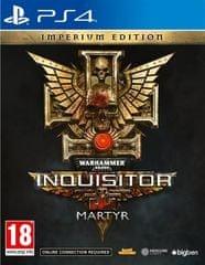 Bigben Warhammer 40.000: Inquisitor - Martyr Imperium Edition (PS4)