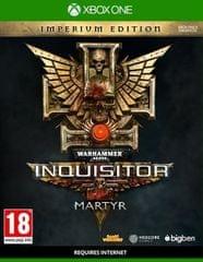 Bigben Warhammer 40.000: Inquisitor - Martyr Imperium Edition (XBOX One)